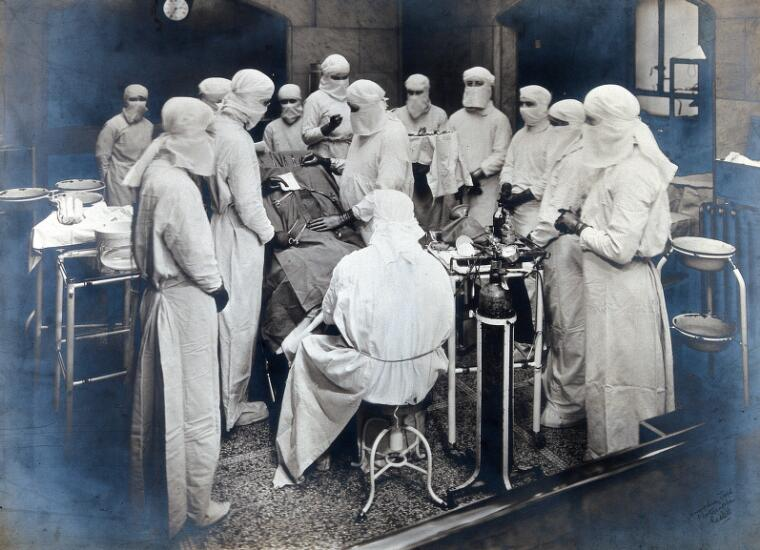 The Invention of the Medical Record